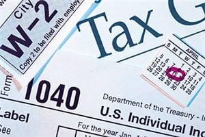 Tax Return documents